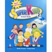 Superkids 2 (2/E) Student Book