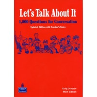Let's Talk About It (2/E) Book