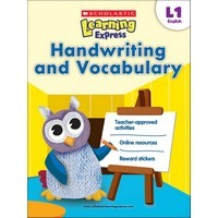 SLE Handwriting and Vocablulary L1
