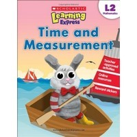 Scholastic Learning Express Time and Measurement L2