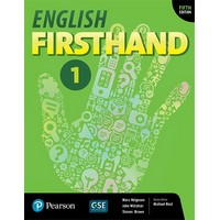 English Firsthand 1 (5/E) Student Book