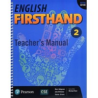 English Firsthand 2 (5/e) TM/CD-ROM