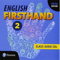 English Firsthand 2 (5/E) Class Audio CD(2)