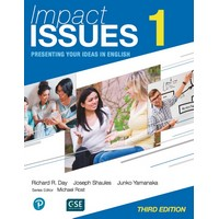 Impact Issues 1 (3/E) Student Book + Online Code