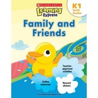 Scholastic Learning Express Family and Friends