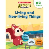 Scholastic Learning Express Living and Non