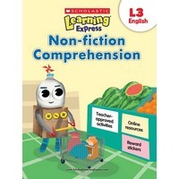 Scholastic Learning Express Non-Fiction Comprehension L3