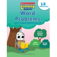 Scholastic Learning Express Word Problems 3