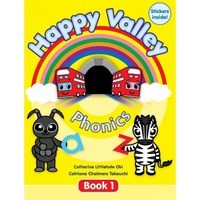 Happy Valley Phonics Book 1 Book