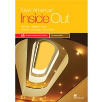 New American Inside Out Pre-Intermediate Student Book + CD