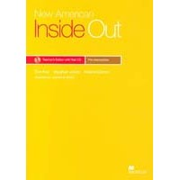 New American Inside Out Pre-Intermediate Teacher's Book Pack