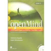 openMind Essentials 1 Workbook Book + Audio CD