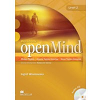 openMind Essentials 2 Workbook Book + Audio CD