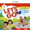 Let's Go Fifth edition Level 1 Class Audio CD (2)