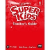 SuperKids 3E 1 Teacher's Book with PEP access code