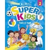 SuperKids 3E 2 Student Book with 2 Audio CDs and PEP access code
