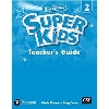 SuperKids 3E 2 Teacher's Book with PEP access code