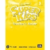 SuperKids 3E 3 Teacher's Book with PEP access code