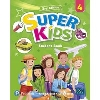 SuperKids 3E 4 Student Book with 2 Audio CDs and PEP access code