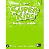 SuperKids 3E 4 Teacher's Book with PEP access code