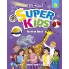 SuperKids 3E 6 Student Book with 2 Audio CDs and PEP access code