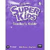 SuperKids 3E 6 Teacher's Book with PEP access code