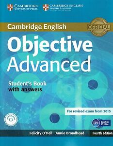 Objective Advanced 4th Ed Student's Book with Answers with CD-ROM