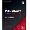 B1 Preliminary for Schools 1 Revised Exam Student's Book+key+Audio+Resource Bank
