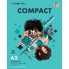 Compact Key for Schools 2nd Edition Student Book w/o Key+Online Practice+WBw/Key