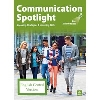 Communication Spotlight: Pre-Intermediate (3/E) Student Book + CD