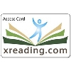 Xreading VL: 1 year subscription Card