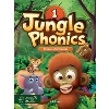 Jungle Phonics 1 Student Book MP3 & CD-ROM