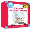 Decodable Readers B 20 Books+CD Set