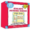 Decodable Readers C 20 Books+CD Set