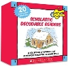 Decodable Readers D 20 Books+CD Set