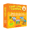First Little Readers D 25 Books+CD Set