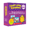 First Little Readers E&F 16 Books+CD Set