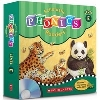 Scholastic Phonics Readers E 12 Books+CD