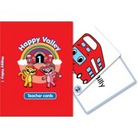 Happy Valley 1 Teacher Flashcards(Modern