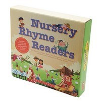 Nursery Rhyme Readers (with Audio CD )