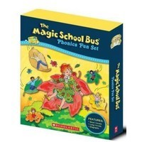 Magic School Bus Phonics Fun Set (with CD)