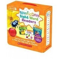 Non Fiction Sight Word Readers D +CD