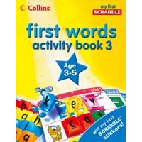 First Words Activity Book 3 (CL23028)