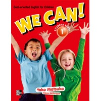 We Can! 1 Student Book + CD