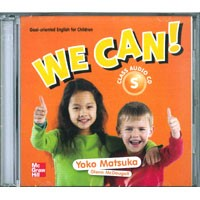 We Can! Starter Class Audio CD