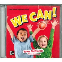 We Can! 1 Class Audio CD