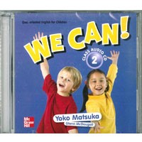 We Can! 2 Class Audio CD