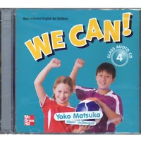 We Can! 4 Class Audio CD