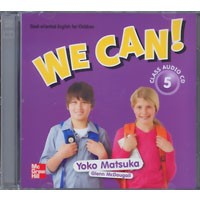 We Can! 5 Class Audio CD