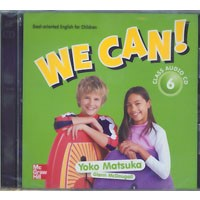 We Can! 6 Class Audio CD